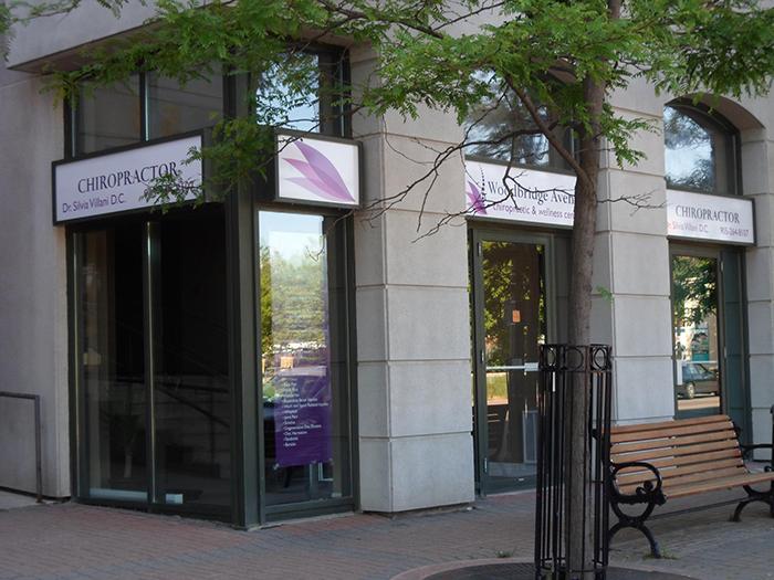 Woodbridge Avenue Chiropractic & Wellness Centre